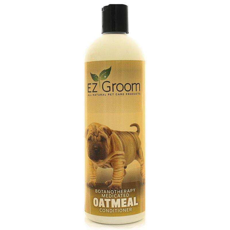 Кондиционер с овсом (концентрат 1:8) EZ-Groom Oatmeal, 473мл