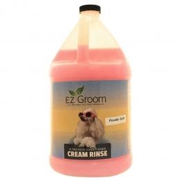 Кондиционер-ополаскиватель (концентрат 1:8)  EZ-Groom Powder Soft, 3.8л