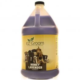 Шампунь с медом и лавандой (концентрат 1:24) EZ-Groom Honey Lavender, 3.8л