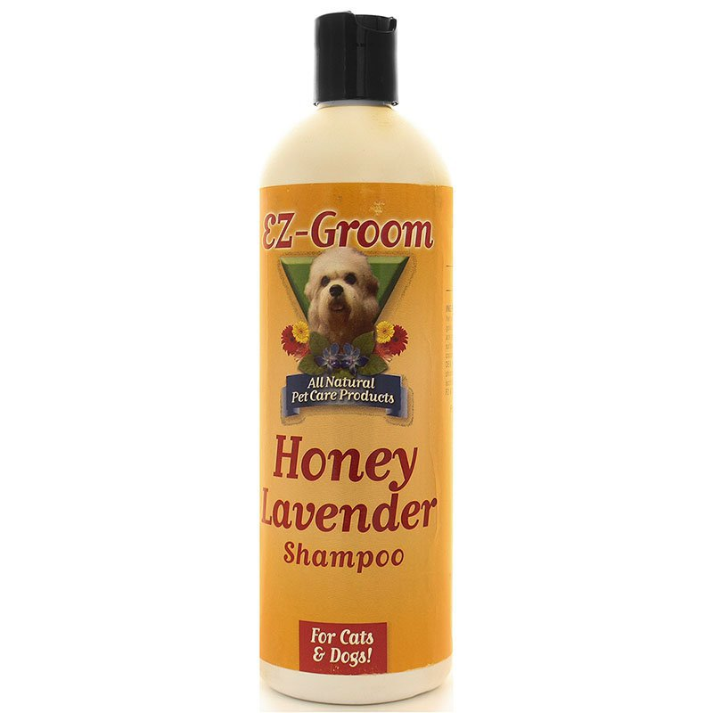 Шампунь с медом и лавандой (концентрат 1:24) EZ-Groom Honey Lavender, 473мл