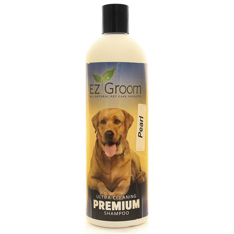 Шампунь  ультра–очищающий (концентрат 1:24) EZ-Groom Pearl, 473мл