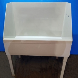 "Ванна для груминга пластиковая MasterGroom ""compact"" (90см)"