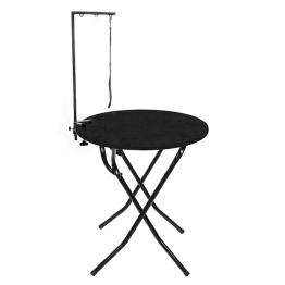 Стол для груминга складной круглый (d=70см), Mastergroom X-0