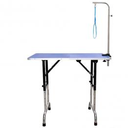 Стол для груминга (80х50) складной с регулируемой высотой, Mastergroom WZ-1