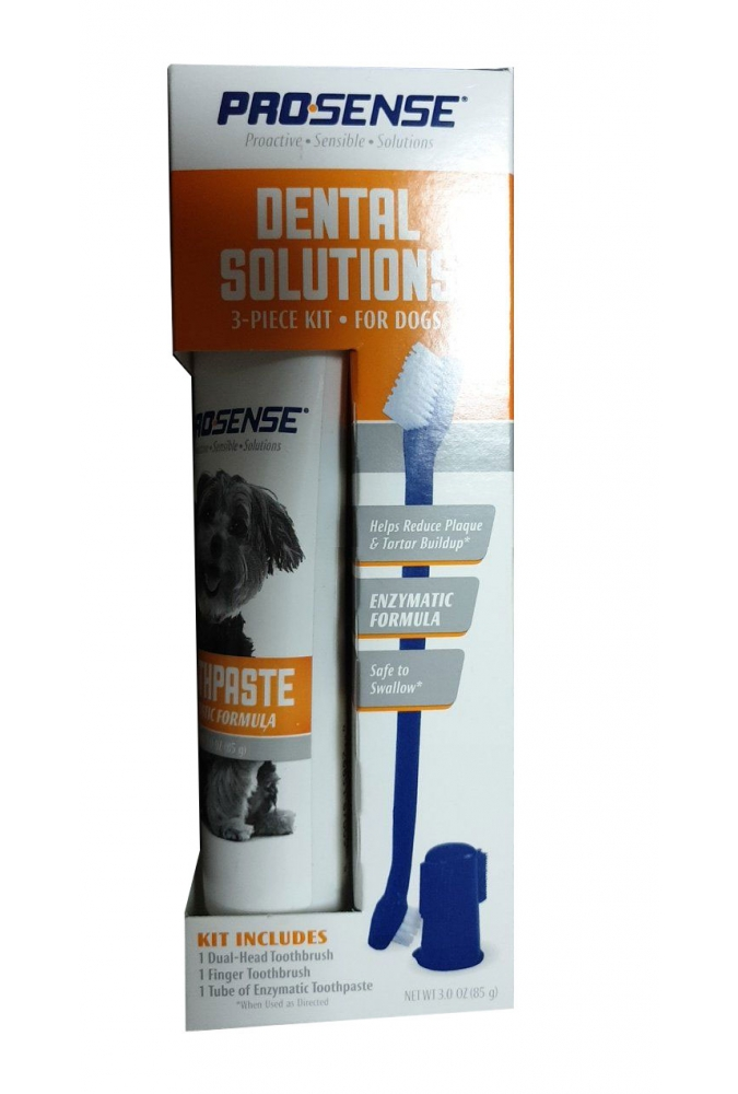 Набор для ухода за зубами (3 предмета) 8in1 Excel Deluxe Dental Kit