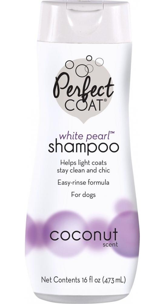 Шампунь для собак, для светлой шерсти 8in1 White Pearl, 250мл