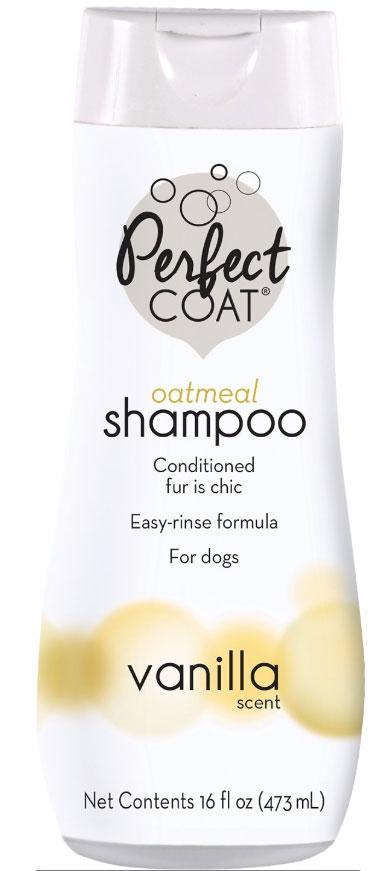 Шампунь для собак, смягчающий 8in1 Natural Oatmeal, 473мл