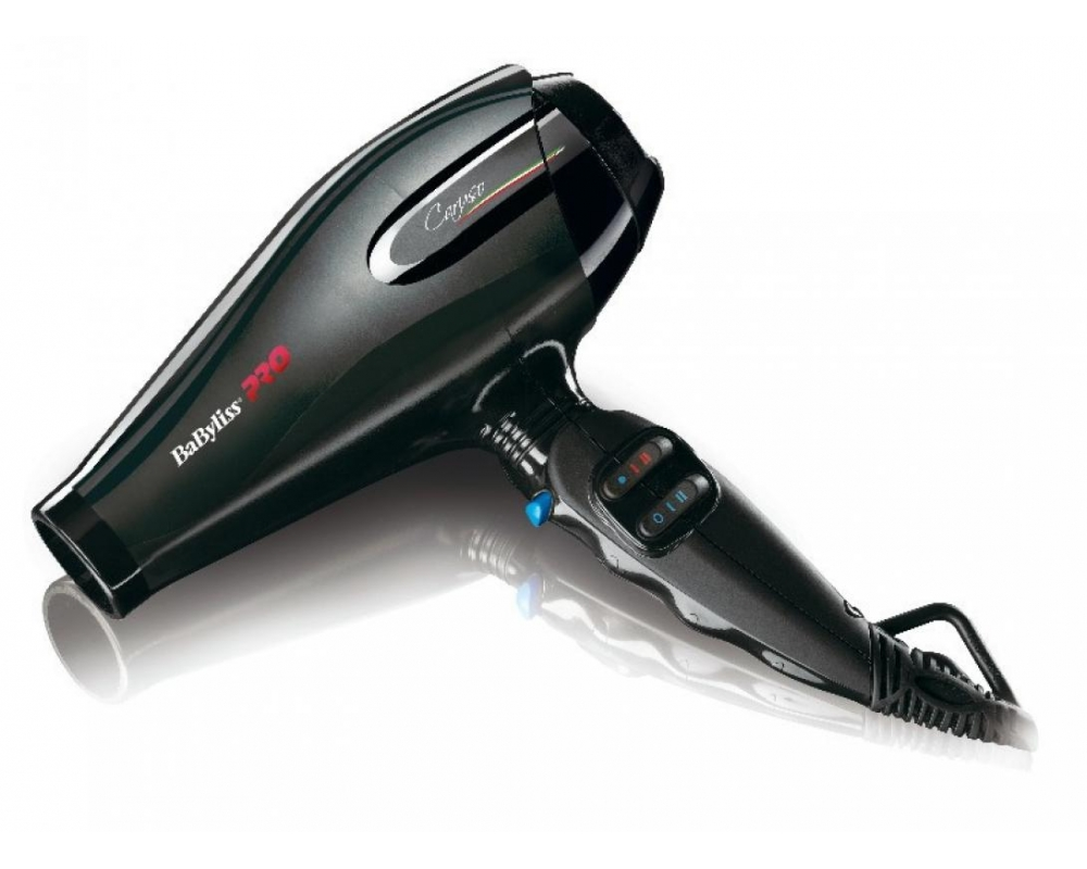 Фен BaByliss Caruso BAB6510IE, 2400Вт