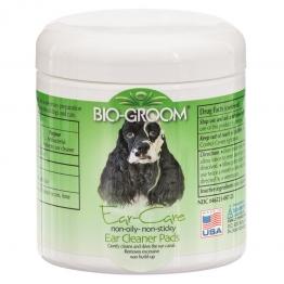 Подушечки для ухода за ушами Bio-Groom Ear Cleaner Pads, 25шт