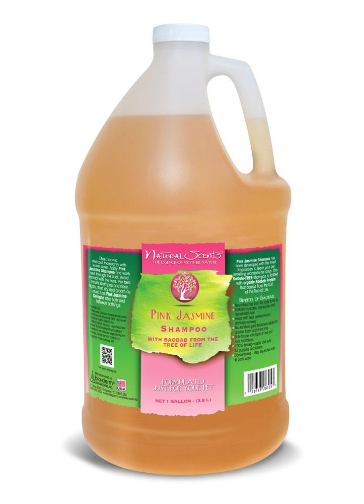 "Шампунь ""Розовый Жасмин"" (концентрат 1:6) Bio-Groom Pink Jasmine, 3.8л"