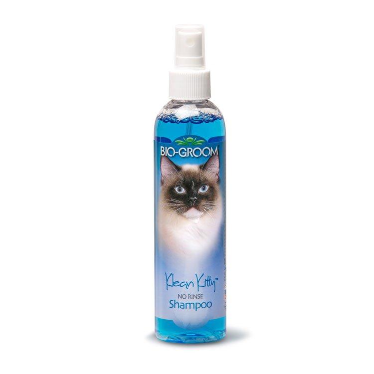 Шампунь для кошек без смывания Bio-Groom Klean Kitty, 236мл
