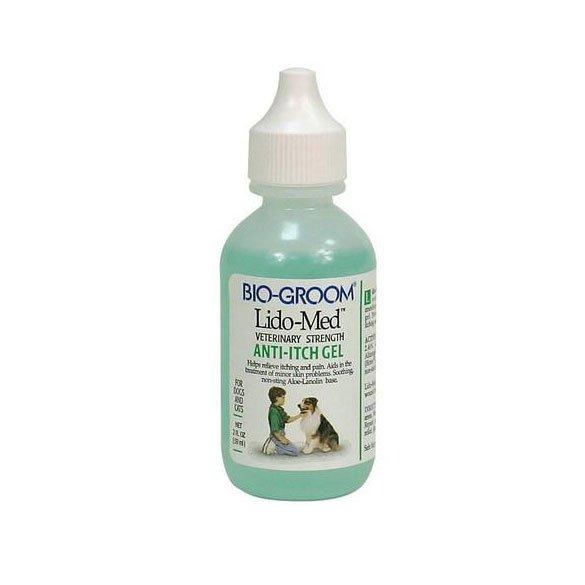 Антисептический гель Bio-Groom Lido-Med Gel, 60мл