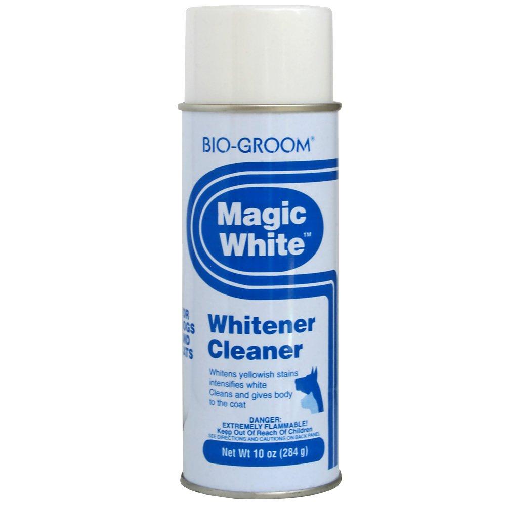 Пенка-мелок для белой шерсти Bio-Groom Magic White, 248мл