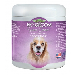 Кондиционер-концентрат (концентрат 1:30) Bio-Groom Super Cream, 236мл