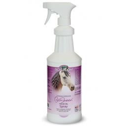 Спрей с норковым маслом для лошадей, Bio-Groom Bio-Sheen, 946 мл