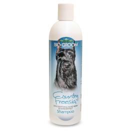 Шампунь с природным ароматом «Загородная Фрезия» (концентрат 1:8) Bio-Groom Country Freesia, 355мл