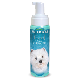 Пенка очищающая для мордочки Bio-Groom Facial Foam Cleanser, 236мл