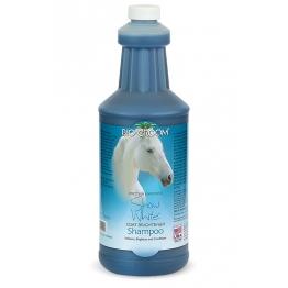 Шампунь для лошадей с белой шерстью (концентрат 1:4), Bio-Groom Show White, 946мл