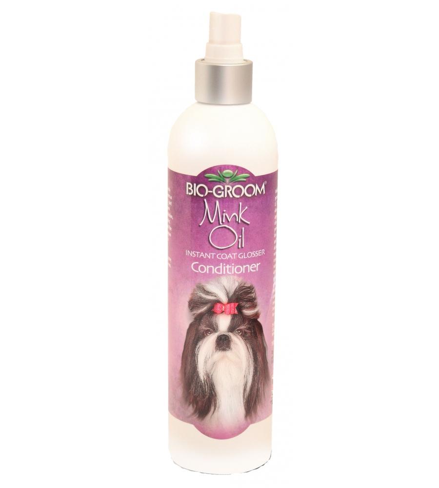 Норковое масло-спрей Bio-Groom Mink Oil, 335мл