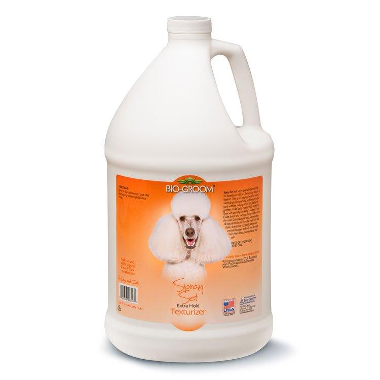 Закрепляющий спрей Bio-Groom Spray Set, 3.8л