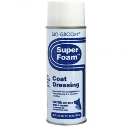 Пенка для укладки шерсти, для выставок, Bio-Groom Super Foam, 470мл