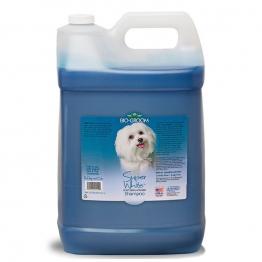 Шампунь для светлой шерсти (концентрат 1:4) Bio-Groom Super White, 9.5мл