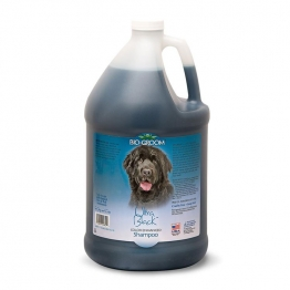 Шампунь для темной шерсти (концентрат 1:4) Bio-Groom Ultra Black, 3.8л