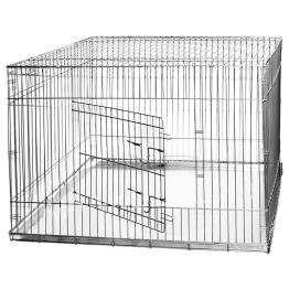 Клетка для собак  КлС-2, (80х60х65см)