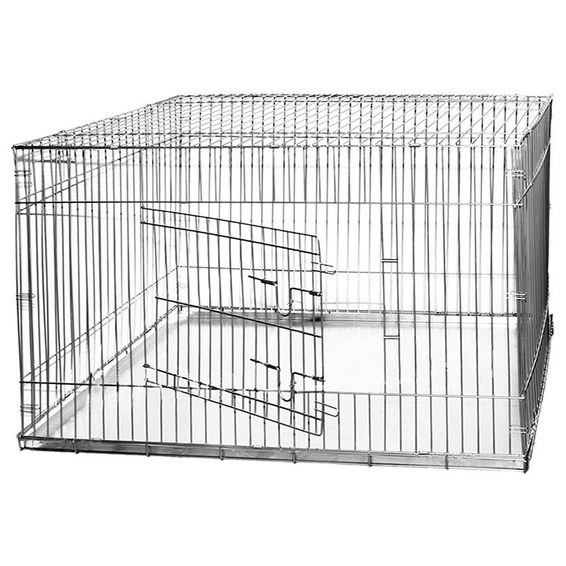 Клетка для собак (120х80х80см), КлС-3