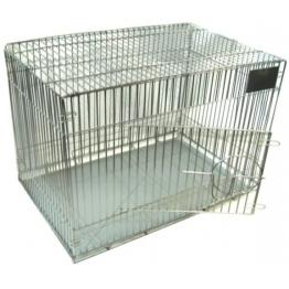 Клетка для животных, пластиковый поддон (60х40х40см), Данко Кл.У