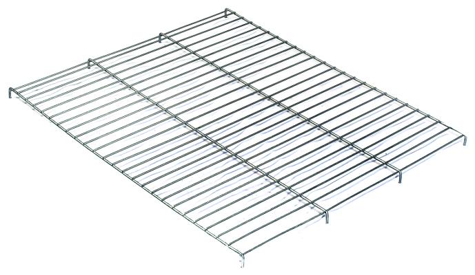 Полка металлическая для подставки под клетку Пкл-1, Данко П-3