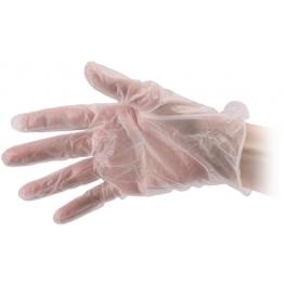 Перчатки виниловые, опудренные (100 шт), Dewal MV0003