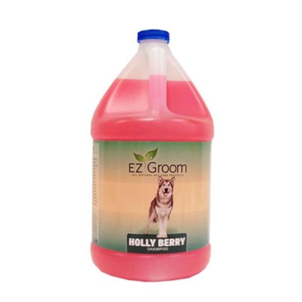 Шампунь растительный (концентрат 1:24) EZ-Groom Holly Berry, 3.8л