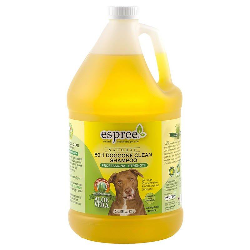 Шампунь освежающий (суперконцентрат 1:50) Espree Doggone Clean, 3.8л