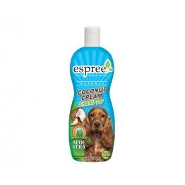 Шампунь с мягкой очищающей формулой (концентрат 1:16) Espree Coconut Cream, 590мл