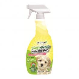 Средство для очистки шерсти без смывания, для щенков, Espree Puppy-Gentle, 710мл