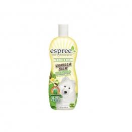 Шампунь с  протеинами шелка (концентрат 1:16) Espree Vanilla Silk, 590мл