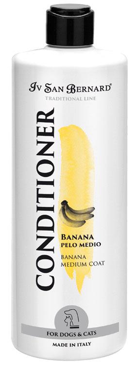Кондиционер для шерсти собак Iv San Bernard Banana, 500мл