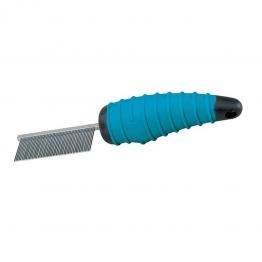 Расчёска с эргономичной ручкой MGT fine