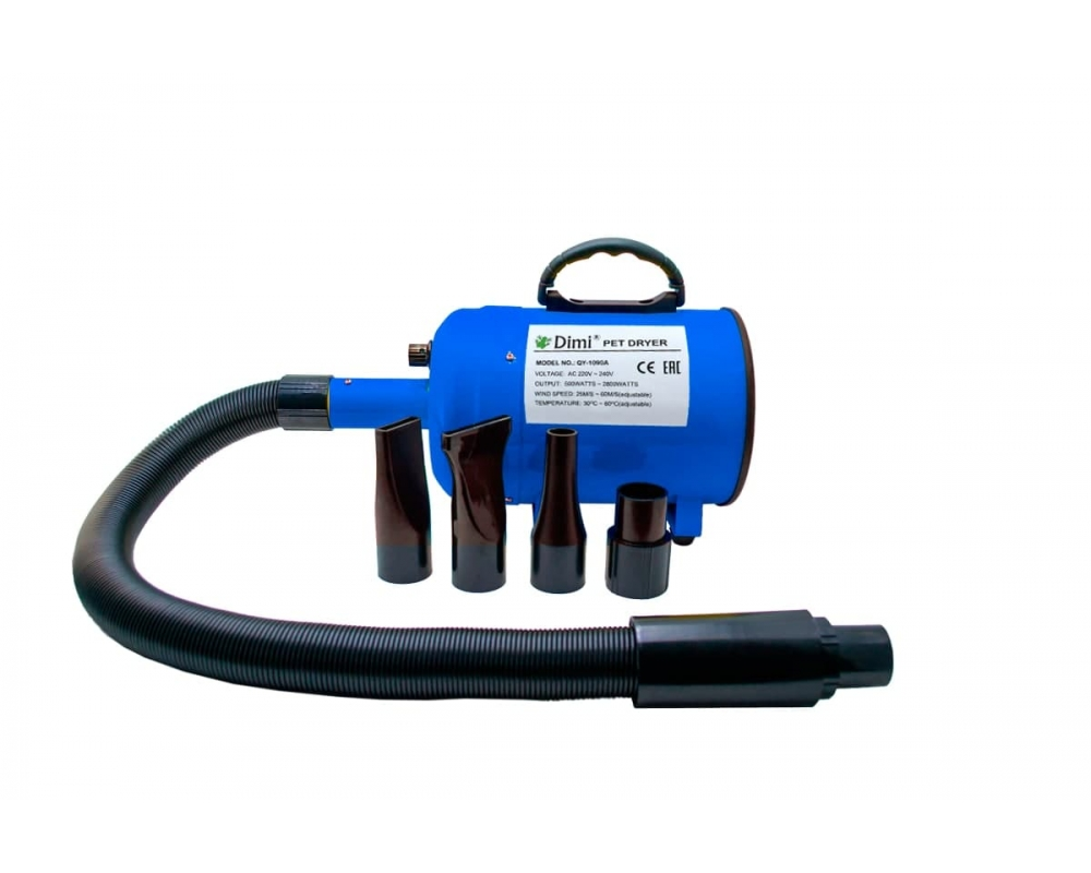 Фен для груминга, переносной Dimi LT-1090
