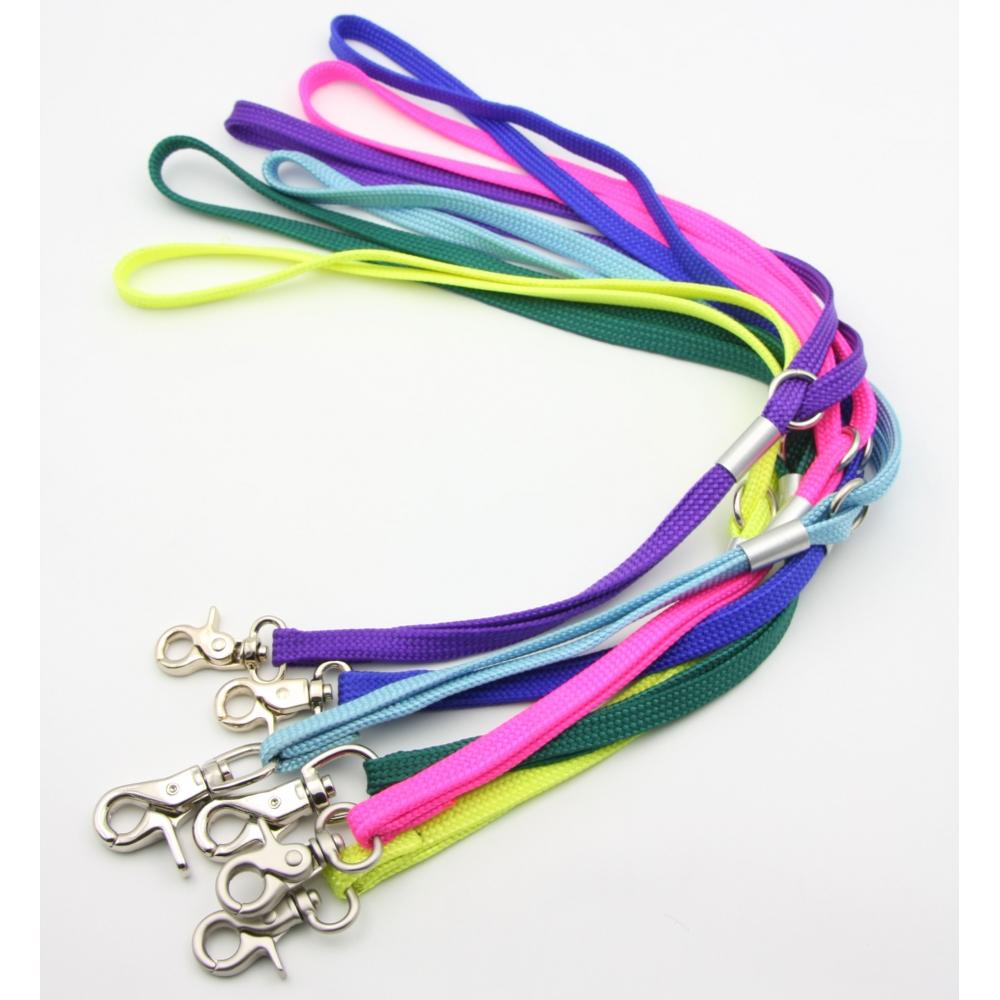 Набор цветных петель для удержания собаки  (ринговок), 7 шт