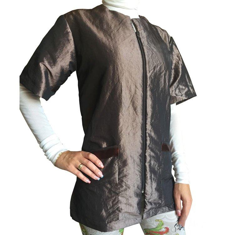 Блуза на молнии для грумера, MasterGroom, размер XXL