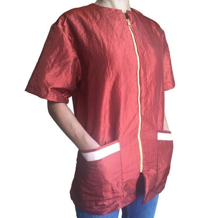 Блуза на молнии для грумера, MasterGroom, размер M
