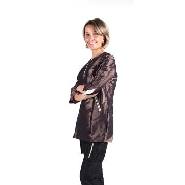 Блуза грумера, модель Diamond, бронзовая