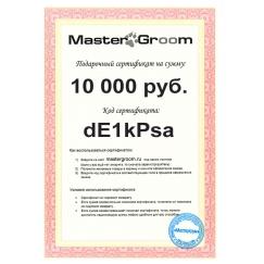 Подарочный сертификат на 10 000 руб.