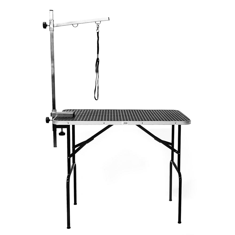 Стол для груминга складной (90х60см), Mastergroom ВЗП1
