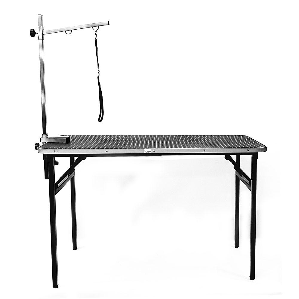 Стол для груминга складной (120х60см), Mastergroom ВЗП4