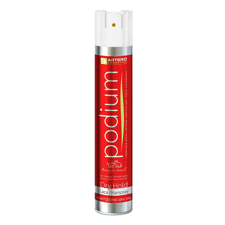 Спрей для фиксации Artero Podium Dry, 500мл