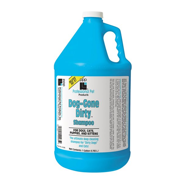 Шампунь для  глубокой очистки (концентрат 1:32) PPP Dog-Gone Dirty Shampoo, 3.8л