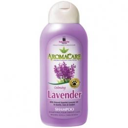Шампунь с маслом лаванды (концентрат 1:32) PPP AromaCare Lavender, 400мл